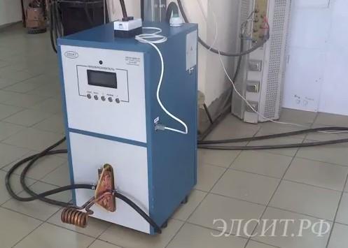 indukcionnaja-pech, индукционная печь, индукционный нагрев, твч нагрев