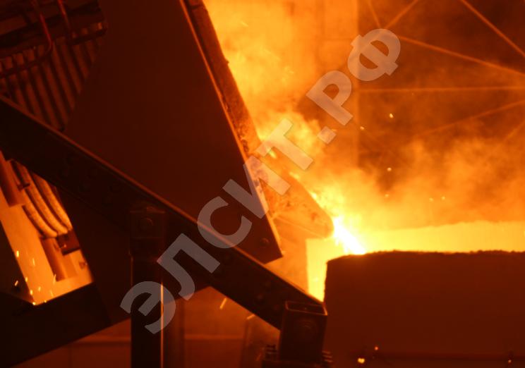 indukcionnaya ustanovka, индукционная печь, печь плавильная, плавка металлов