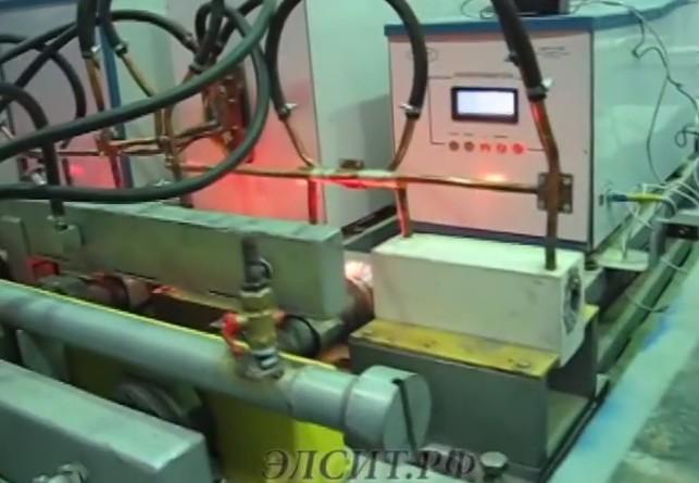 индукционный нагрев, нагрев твч, индукционная установка, индукционная печь, установка твч