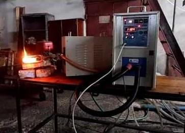 kyznechnyj-nagrevatel, Кузнечный индукционный нагреватель,твч нагреватели, индукционный нагреватель