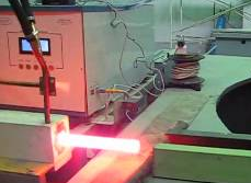 nagrev tvch v metallurgii, нагрве твч, индукционный нагрев