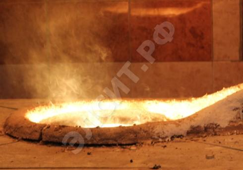 plavilnaya pech, плавильная печь