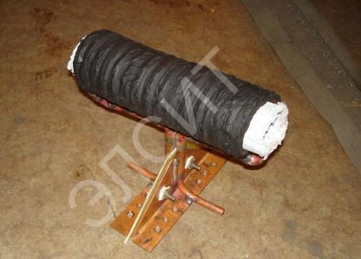 термообработка сварных швов, термообработка металлов. нагрев твч, индукционный нагрев