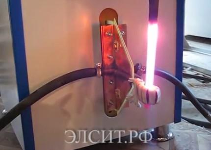 tvch-ustanovka-nagrev, индукционный нагрев, твч установки