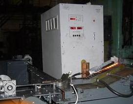 Установка индукционного нагрева УИН, индукционная установка, твч установка, индукционный нагрев