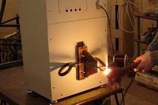 Индукционная установка для пайки, индукционная пайка, пайка твч